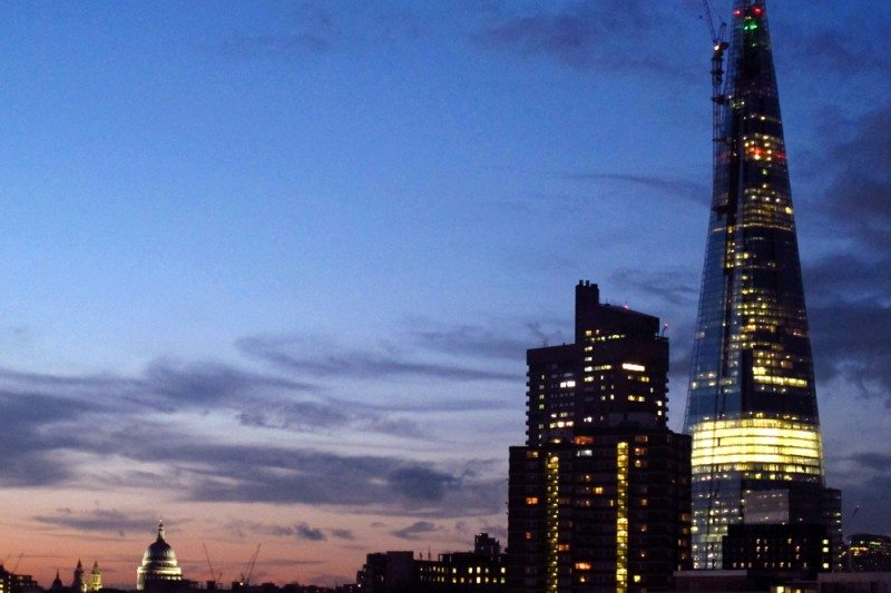 The Shard London, Radios Supplied by Brentwood Communications