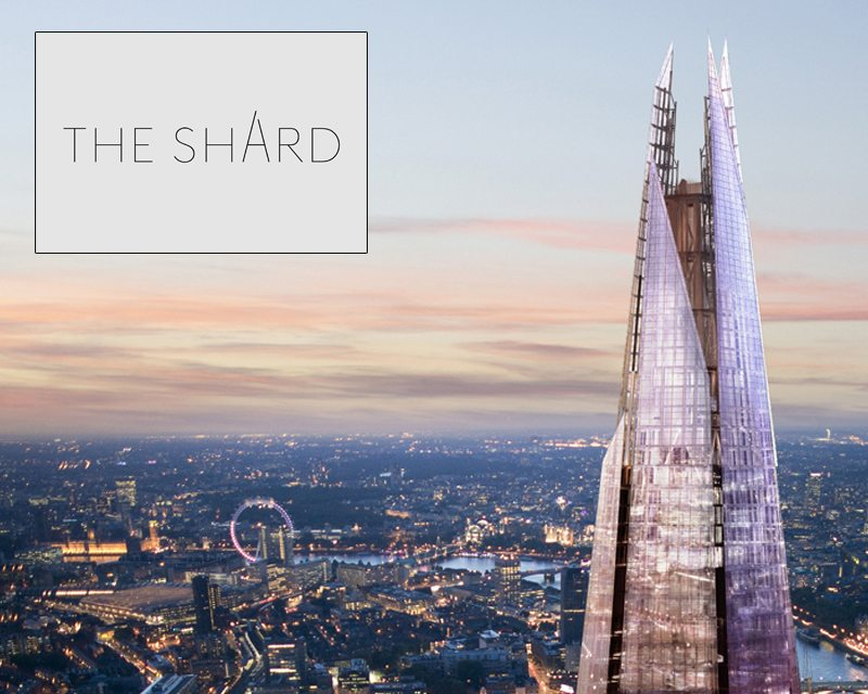 The Shard - Two Way Radio Solutions