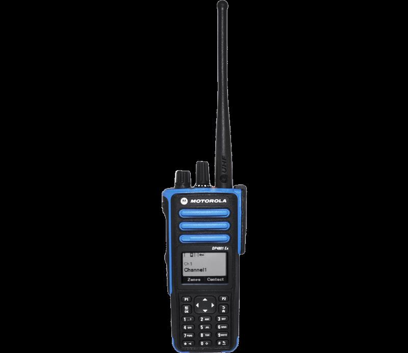 Motorola DP4801 EX featured image