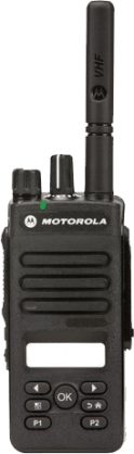 Motorola DP2600 featured image