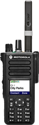 Motorola DP4800 featured image