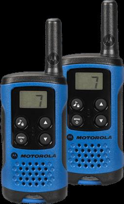 Motorola TLKR T41 Blue featured image