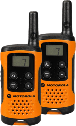 Motorola TLKR T41 Orange featured image