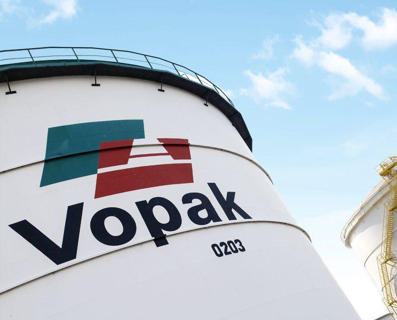 Vopak slide image