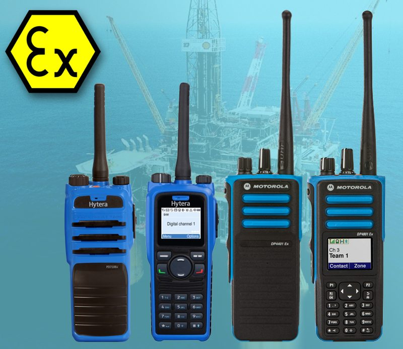 Atex Digital Radios – Designed specifically to ensure employee safety featured image