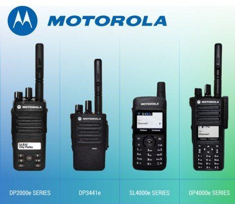 Motorola Reboots Digital Radio Range featured image
