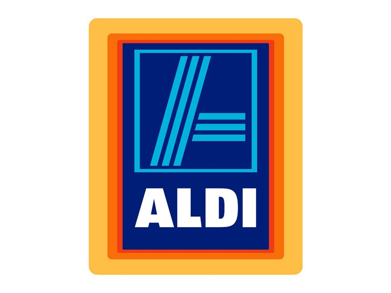 Aldi RDC, Chelmsford logo