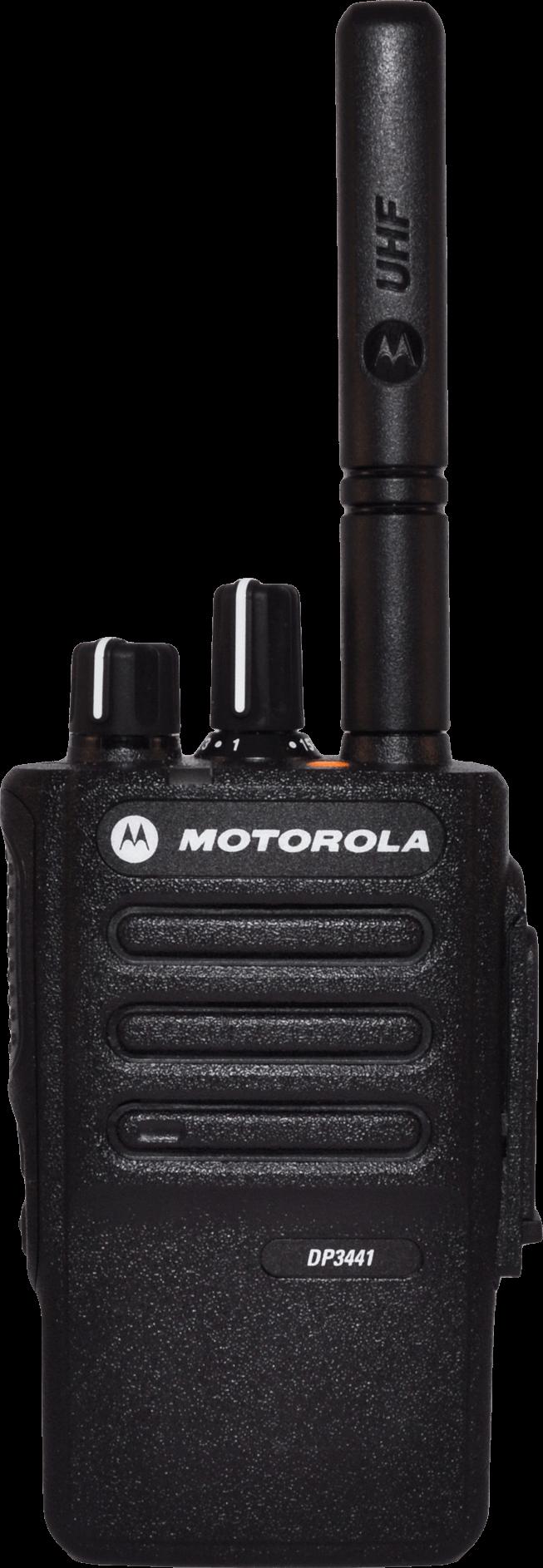 Motorola DP3441e featured image