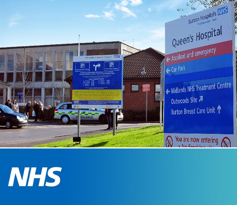 Joined Up Thinking Across Midlands Hospital featured image