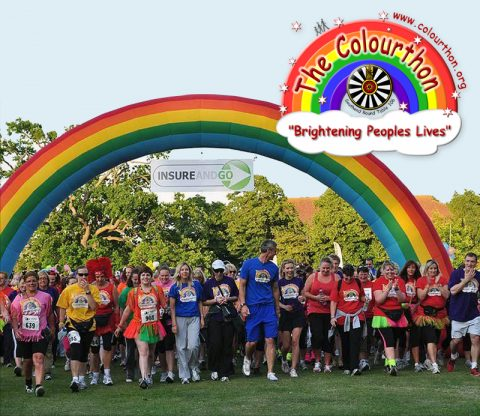 Brightening Up Lives At The Southend Colourthon! featured image