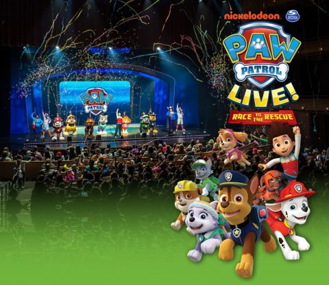 Brentwood Goes Barking Mad at PAWPatrol Live Shows! featured image