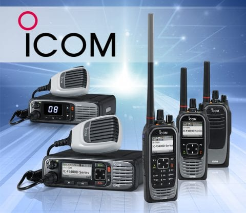Introducing ICOM's New Generation of IDAS Digital Business Radios featured image