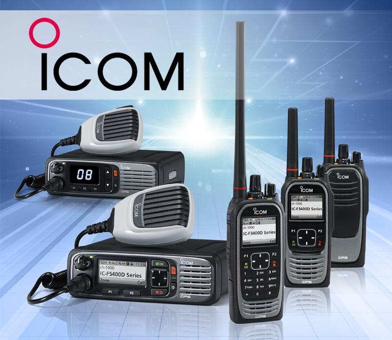 Introducing ICOM's New Generation of IDAS Digital Business Radios featured image