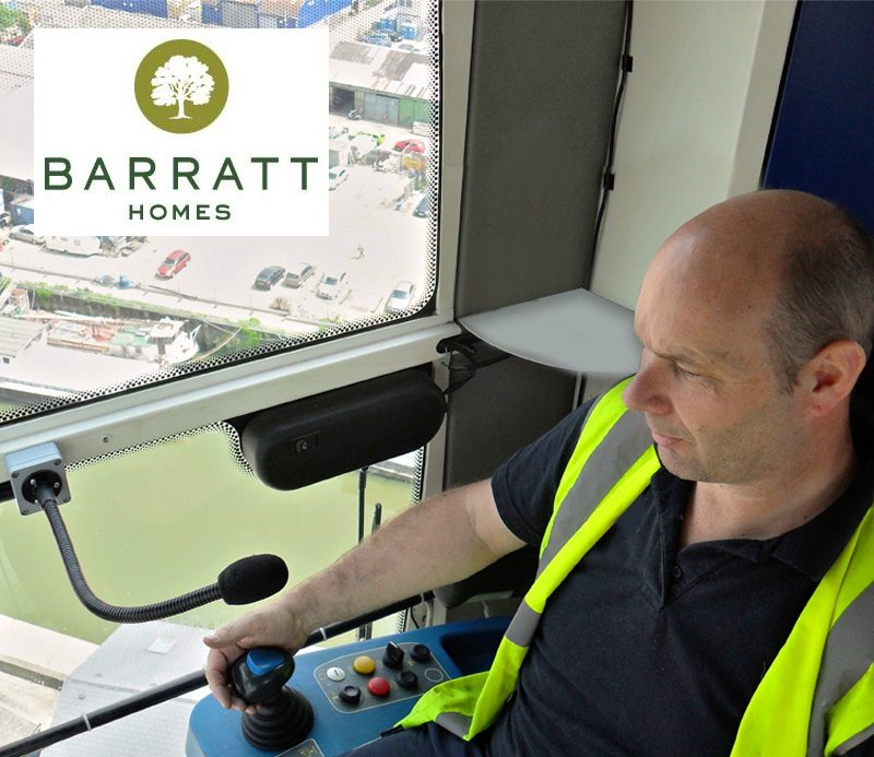 Building Site Radios Supplied to Barratt Homes featured image