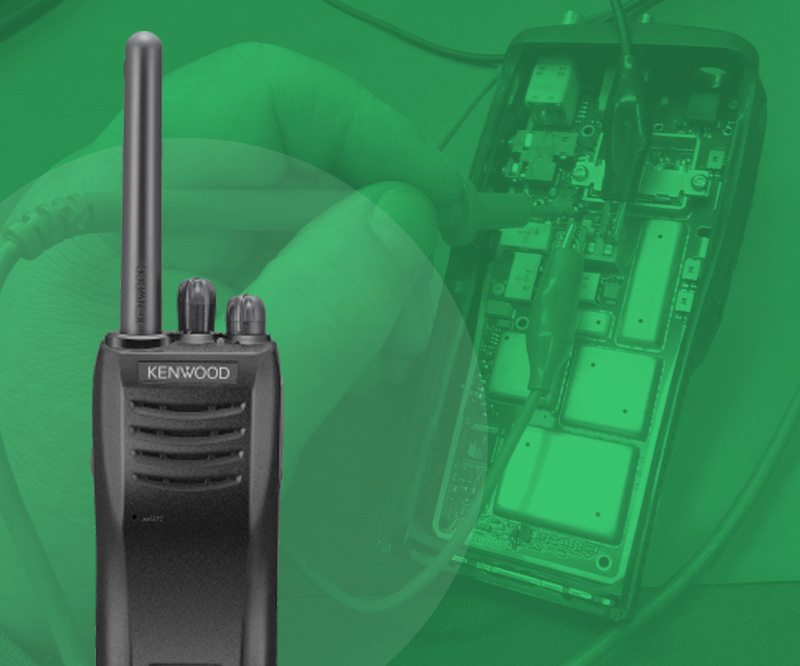 Two Way Radio Servicing