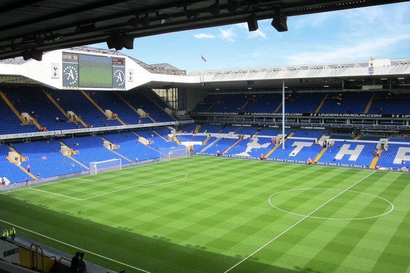 Tottenham Stadium Supplied Radios from Brentwood Communications