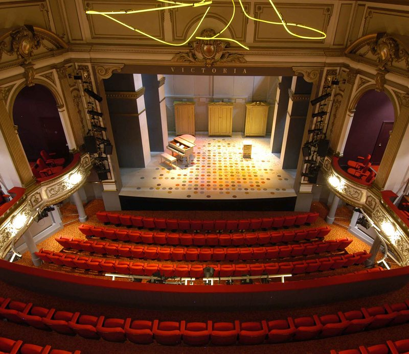 Watford Palace Theatre brings the inside outside with Brentwood featured image