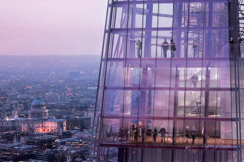 Two Way Radios for The Shard