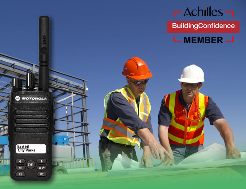 Radios for Construction