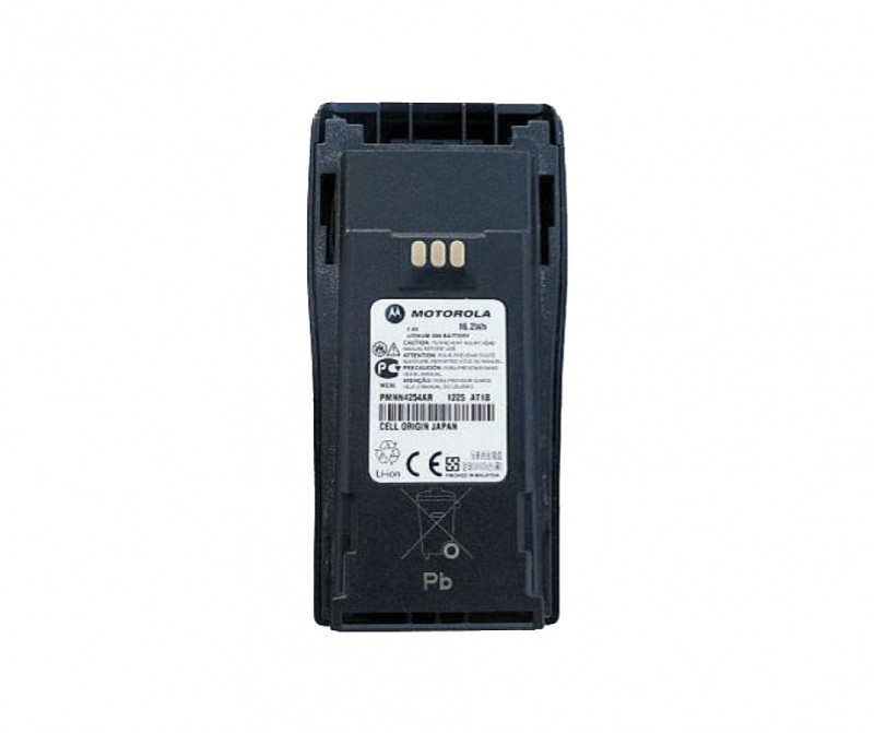 Motorola Lithium Ion Battery 2300 maH PMNN4254 DP1400 1