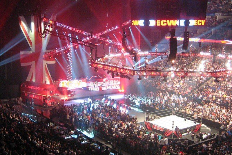 Radios for WWE