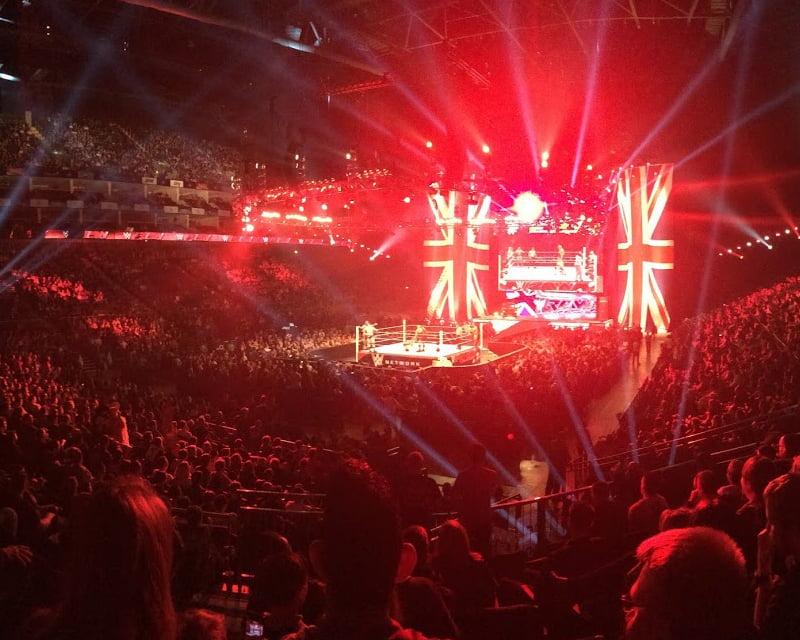 WWE Radios