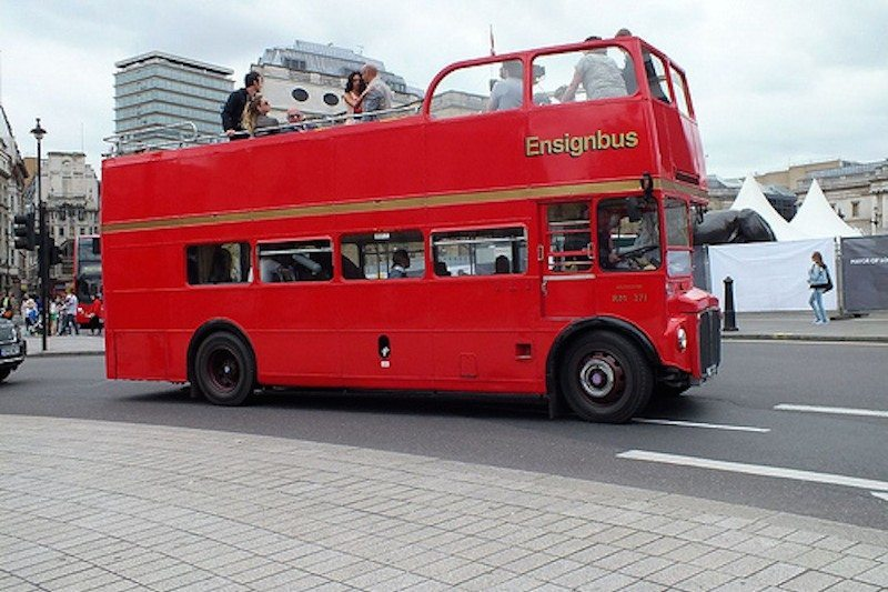 Ensign Bus