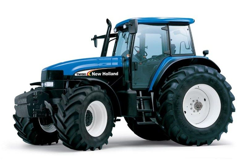CNH Tractor