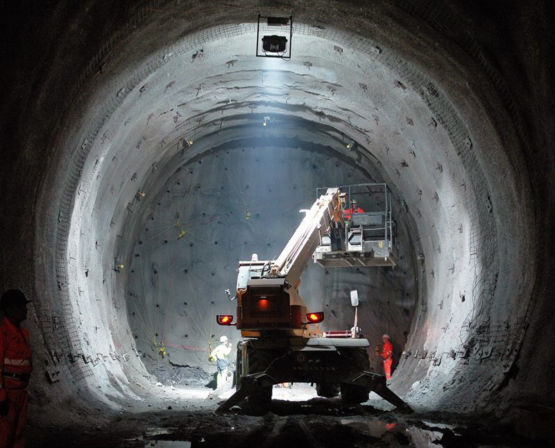 Cross Rail slide image