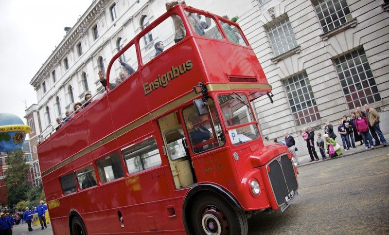 Ensignbus Routemaster bus RM371 WLT 371 2011 Lord Mayors Show