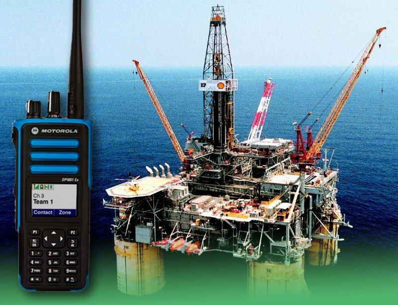 Radios for Hazardous Environments
