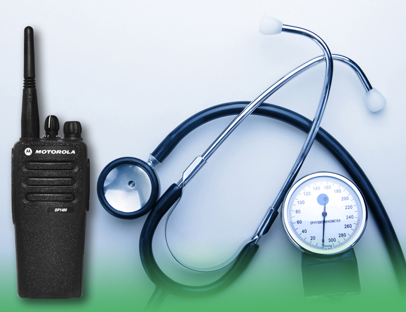 Radios for Healthcare Sectors