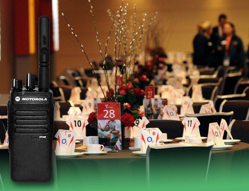 Hospitality Radios