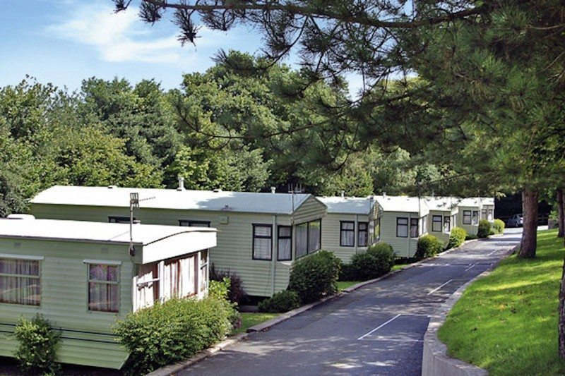 Two Way Radios for Caravan Park
