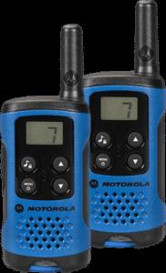 Motorola TLKR T41 Blue – Twin featured image