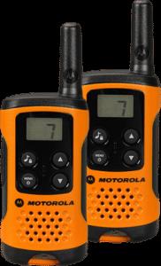 Motorola TLKR T41 Orange – Twin featured image