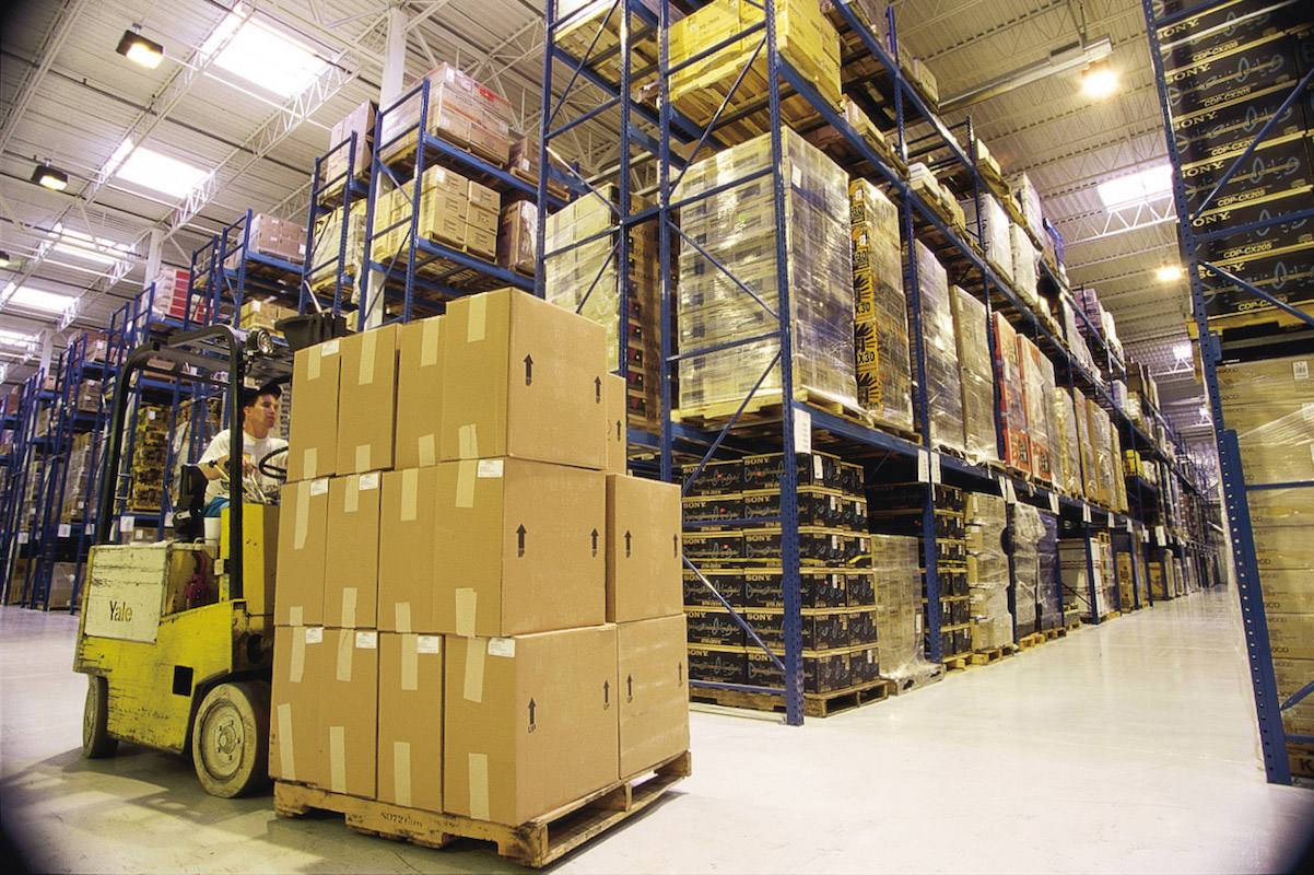 Warehousing image