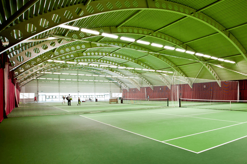 Virgin Active Tennis Courts