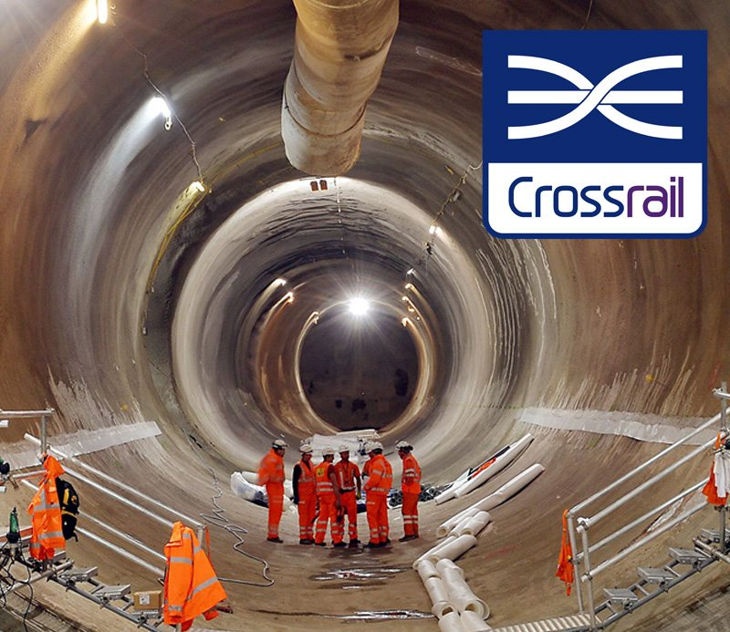 Crossrail Construction Project Chooses Brentwood Radios featured image