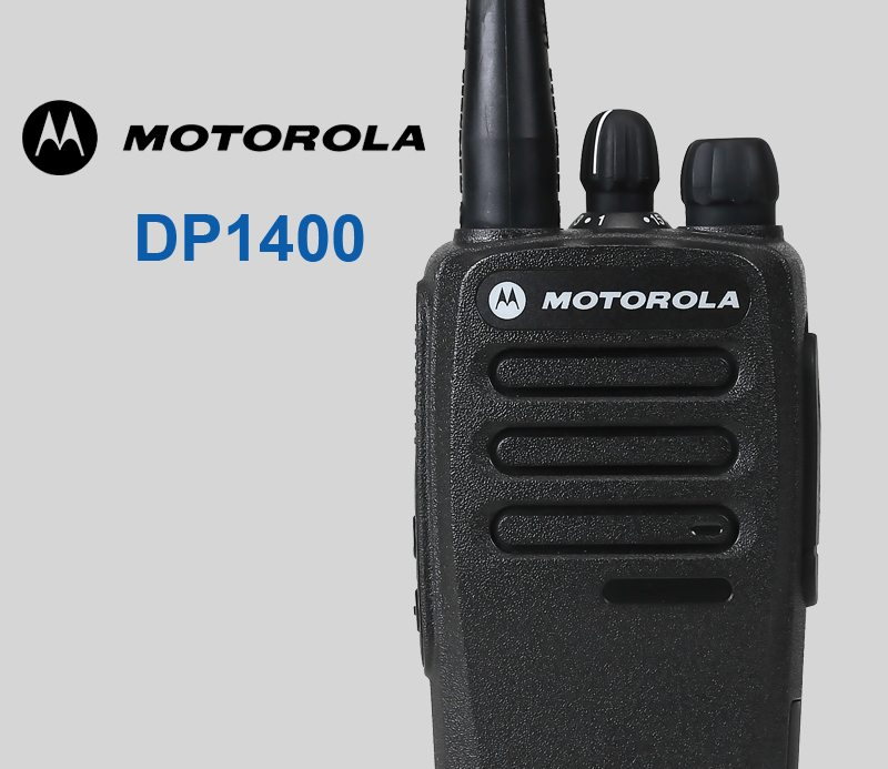 Motorola DP1400: An Affordable Radio that Adapts to Your Growing Business featured image