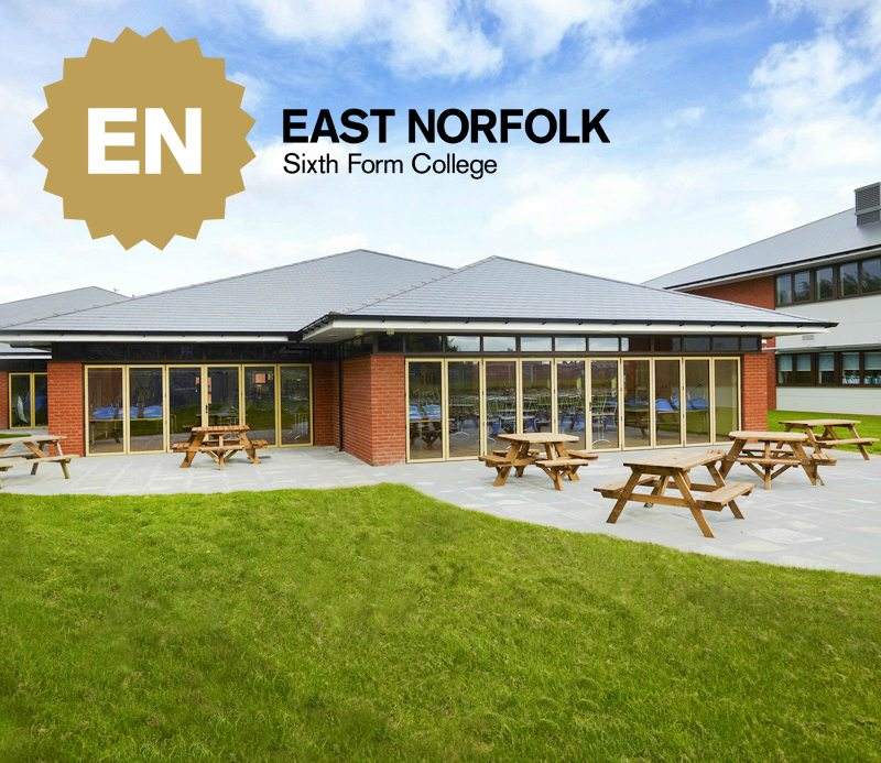 Radio Communications Supplied To East Norfolk Sixth Form College featured image