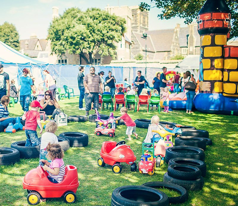 Lark in the Park Hires For Thanet Festival featured image