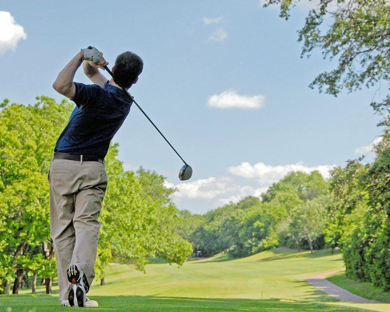Golf Club Supplied Radios