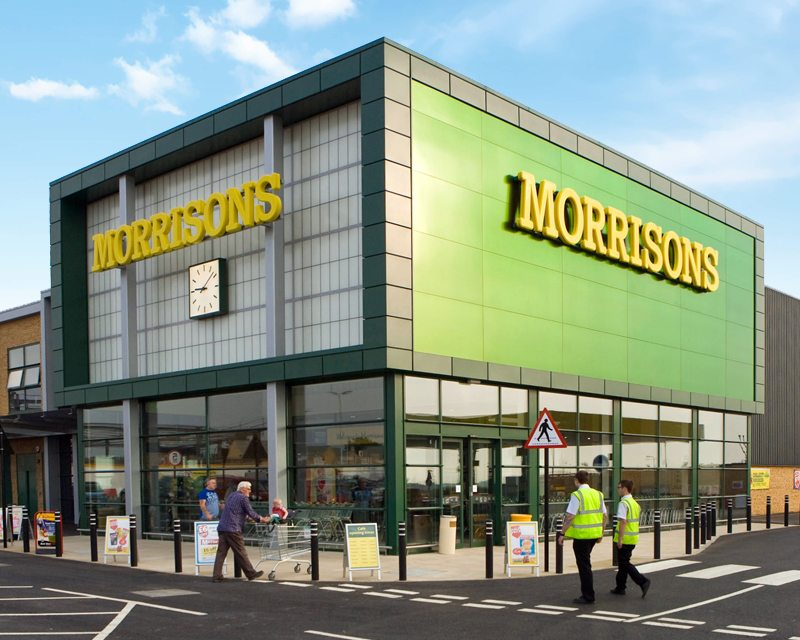 Morrisons Outside