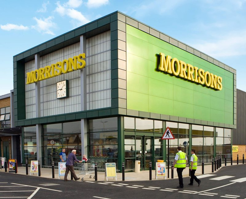 Morrisons slide image