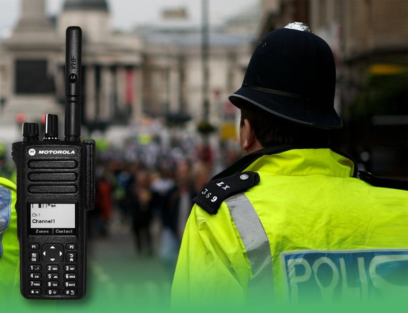 Police Two Way Radio Communications