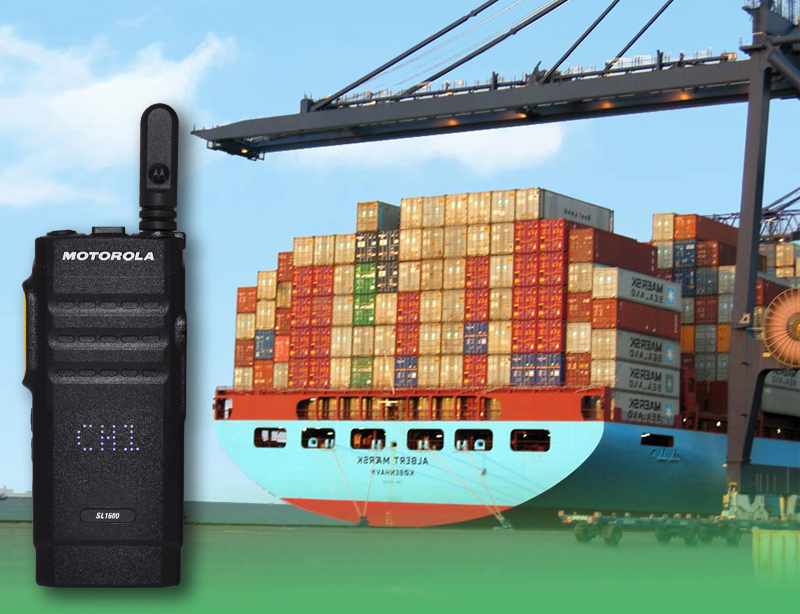 Two Way Radios for Ports