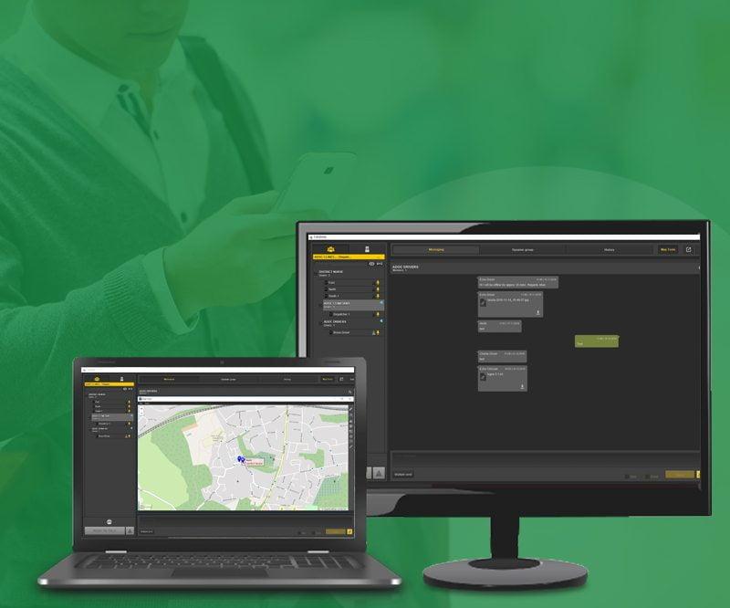 TASSTA Desktop Application