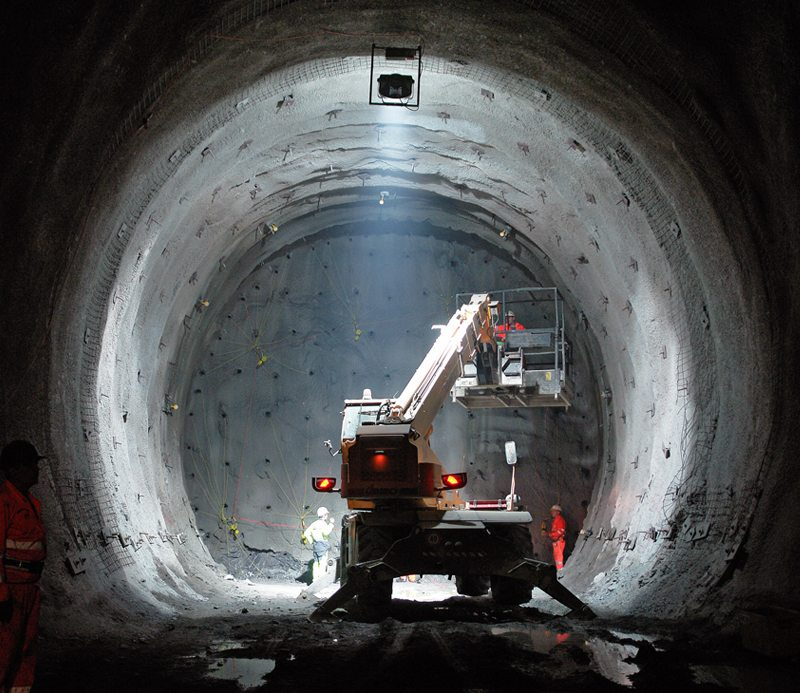 Tunnel Construction Projects featured image