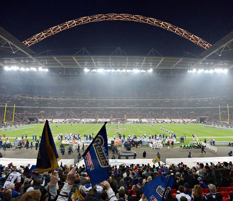 Brentwood Radios Chosen for American Football at Wembley Stadium featured image